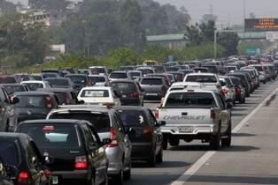 #VerãoMetropolitana: Boletim de trânsito