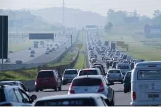 #VerãoMetropoliana: Boletim de trânsito