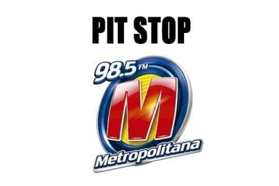 Pit Stop Metropolitana – 12.05