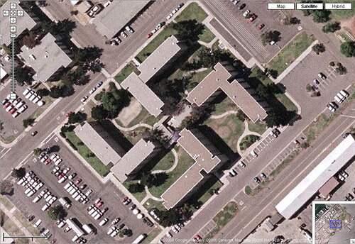 arquiteto vista aerea