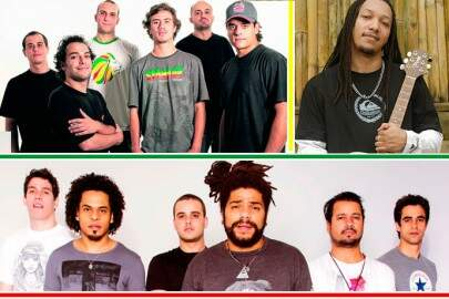 Reggae Brasil com Planta & Raíz, Onze20 e Edu Ribeiro