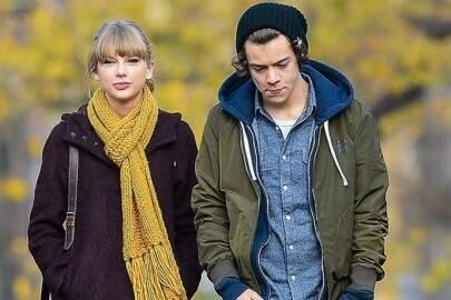 Ciúmes! O nome da crise entre Calvin Harris e Taylor Swift pode se chamar Harry
