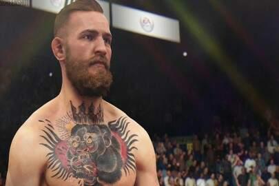 13 segundos, foi o tempo para Conor McGregor estar na capa do EA Sports UFC 2