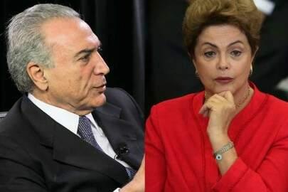 Michel Temer escreve carta de desabafo à presidente Dilma
