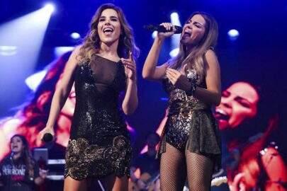 """Maite Perroni está no Brasil e arrasa no primeiro show da turnê """"Love"""" em São Paulo"""
