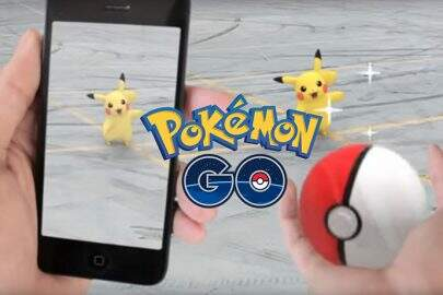SAIU! 'Pokémon Go' já está disponível no Brasil