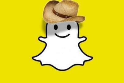 Veja a lista de artistas sertanejos que usam o SnapChat