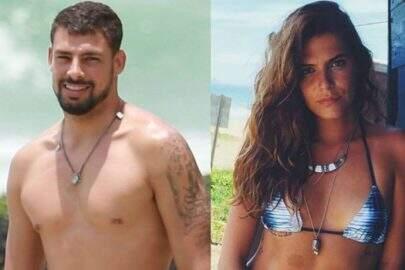 Namorada de Cauã Reymond é bombardeada de críticas e responde internautas