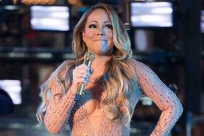 Parece que o ano não começou bem para Mariah Carey