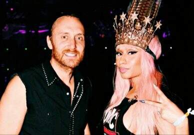 Saiu música do David Guetta com a Nicki Minaj