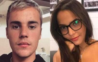 Prints de mensagens de Emilly para Justin Bieber vazam e ex-BBB vira piada
