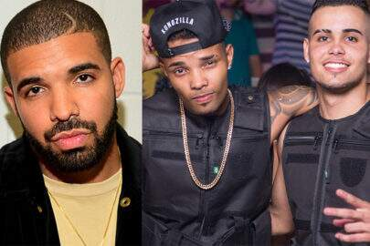 """No Instagram, Drake começa seguir funkeiros de """"Bumbum Granada"""", Jerry e MC Zaac"""