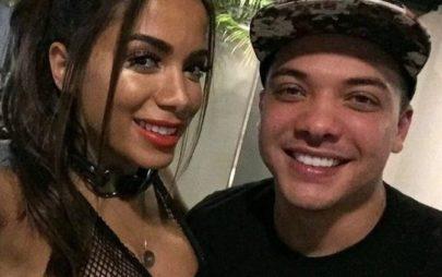 Anitta está gravando clipe com Wesley Safadão, diz jornal