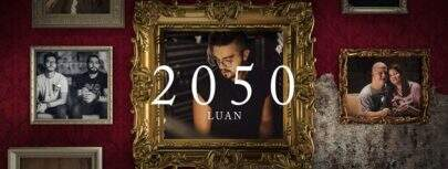 "Luan Santana lança novo single: ""2050"""
