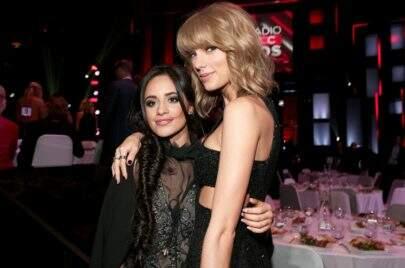 Camila Cabello fará show de abertura da turnê de Taylor Swift