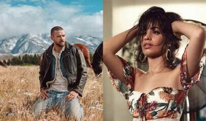 Camila Cabello e Justin Timberlake assumem liderança de venda de discos nos EUA