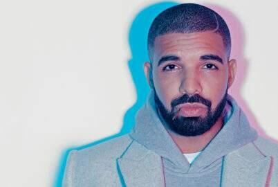 Drake é o artista mais ouvido em plataforma de streaming