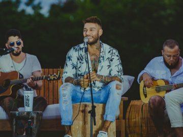 """Lucas Lucco lança clipe de """"Tamanho P"""", com Thiago Brava"""