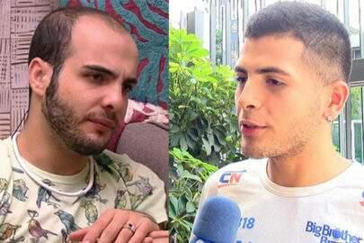 """Após Mahmoud dizer que foi agredido, ex-namorado do brother desmente: """"Mentira"""""""