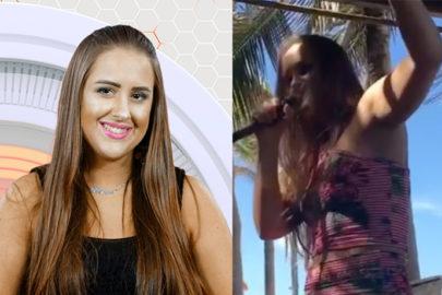 Reação de público ao ver Patrícia cantando viraliza na internet