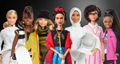 Nova coleção da Barbie vai homenagear grandes mulheres da história do mundo