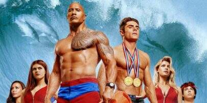 "The Rock aceita Framboesa de Ouro, dos piores filmes, por ""Baywatch"" e faz vídeo agradecendo"