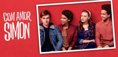 """""""Com Amor, Simon"""" é um filme divertido e para toda família assistir"""