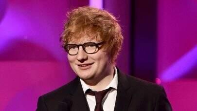 Ed Sheeran quer construir uma igreja para celebrar seu casamento