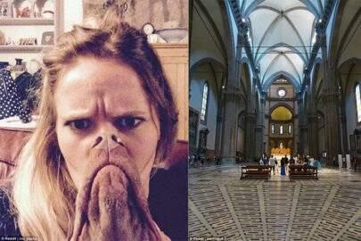 Essas fotos com ilusão de ótica vão confundir muito sua mente