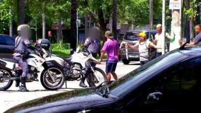 Pegadinha do Silvio Santos é interrompida pela polícia