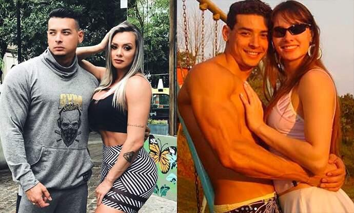 Juju Salimeni celebra 13 anos com Felipe Franco e antes e depois do casal  impressiona   Metropolitana FM