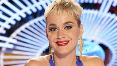 Katy Perry reconhece fã na plateia de seu primeiro show no Brasil