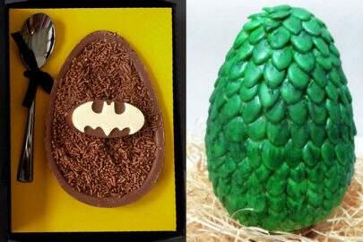 Os ovos de Páscoa mais nerds que você vai ver nesse feriado