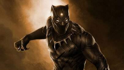 """""""Pantera Negra 2"""" foi confirmado pelo chefe da Marvel"""