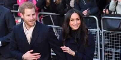 Veja como é o convite do casamento do Príncipe Harry e Meghan Markle