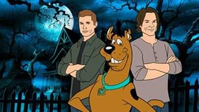"""Finalmente vai acontecer um crossover entre """"Scooby-Doo!"""" e """"Supernatural"""""""