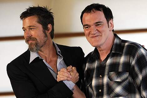 Brad Pitt é confirmado em novo filme de Quentin Tarantino