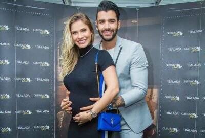 Gusttavo Lima e Andressa Suita revelam nome do segundo filho