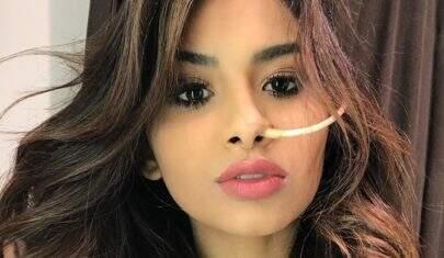 Nara Almeida pede trabalho para pagar tratamento de R$ 18 mil