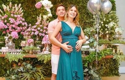 Wesley Safadão revela sexo do segundo filho com Thayane Dantas