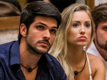 """Após eliminação de Jéssica, Lucas fala que errou em sua relação com a sister: """"Fui muito permissivo"""""""