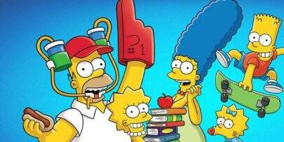 """""""Os Simpsons"""" vai bater recorde de série com mais episódios exibidos"""