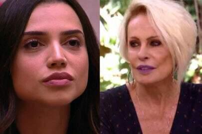 Ana Maria comete gafe e diz ao vivo que Paula vai sair