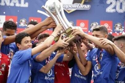 Campeão da temporada 2017, Colégio Amorim já está inscrito na Copa Mackenzie Metropolitana 2018