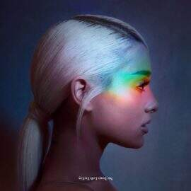 "Ariana Grande divulga capa de novo single, ""No Tears Left To Cry"""