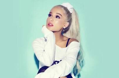 """Ariana Grande divulga prévia de sua nova música """"No Tears Left to Cry"""""""
