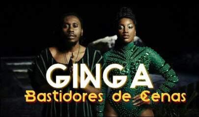 """Vídeo mostra os bastidores da gravação do clipe """"Ginga"""", da IZA"""