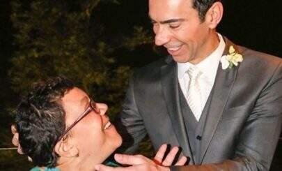 """Cesar Tralli faz homenagem à irmã nas redes sociais: """"Saudade eterna"""""""