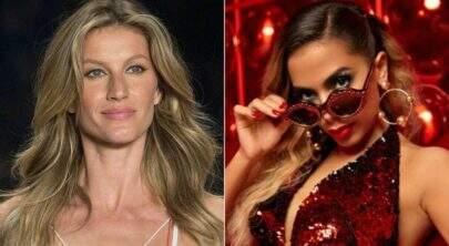 "Gisele Bündchen arrasa na coreografia ao som de ""Indecente"", da Anitta"