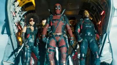 """Novo trailer de """"Deadpool 2"""" mostra cenas inéditas do filme"""